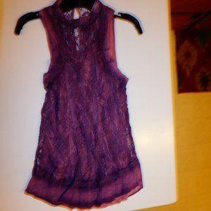 Gimmicks Tie Dye Lace top